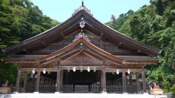 美保神社拝殿