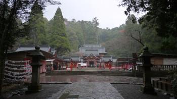 霧島神宮全景