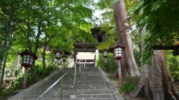 大善寺階段