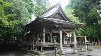 國造神社本殿