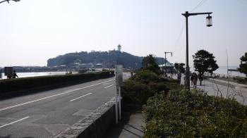 江の島遠望
