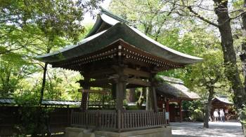 深大寺の鐘
