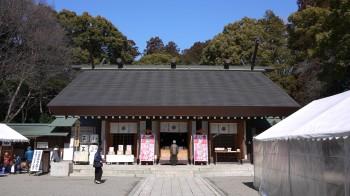 常盤神社本殿