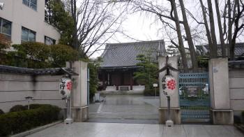 心行寺入り口