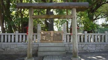 吉田神社遺跡