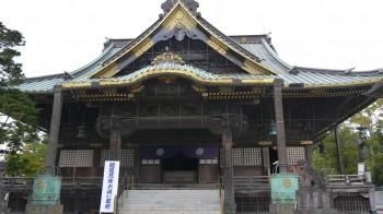 成田さん釈迦堂