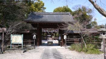 梨木神社入り口
