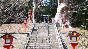 吉田神社入り口