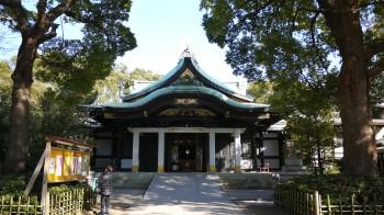 王子神社本殿