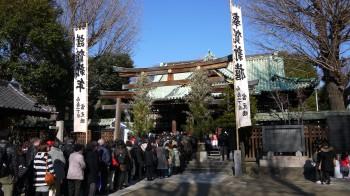牛嶋神社本殿