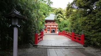 大宮氷川神社神橋