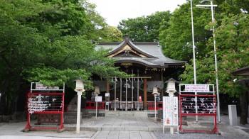 川口氷川神社本殿