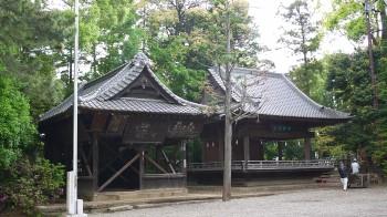 大宮氷川神社額堂