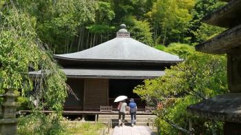 東慶寺本堂