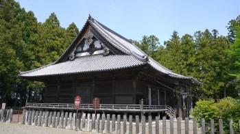 陸奥国分寺本堂