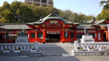 金神社本殿