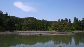 毛越寺庭園2