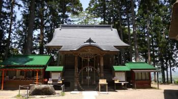 中尊寺白山神社