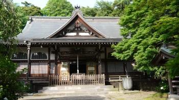 本土寺像師堂