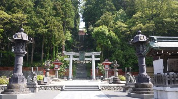 塩釜神社表参道