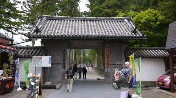 瑞巌寺山門