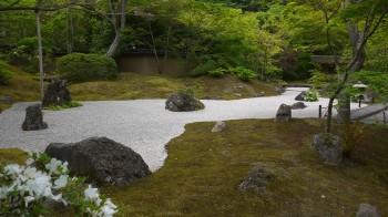 円通院七福神の庭
