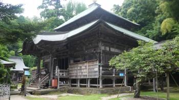 松尾寺本堂