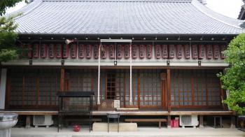 泉増院本堂