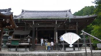 善峯寺観音堂