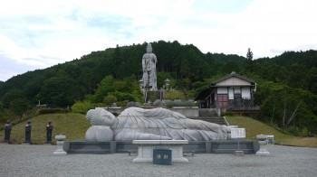 壺阪寺涅槃像