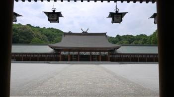 橿原神宮本殿