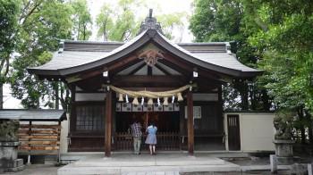 田懸神社奥宮