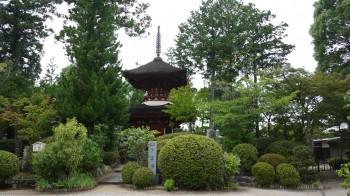 久米寺多宝塔