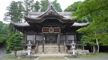 円隆寺本堂
