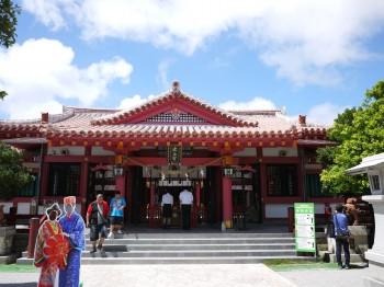 波上宮本殿