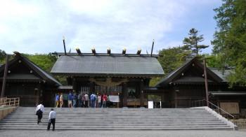 北海道神宮神門