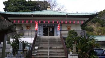 延寿寺本堂