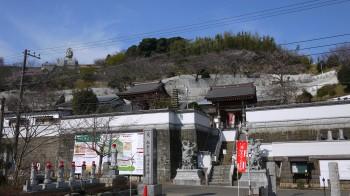 妙音寺全景