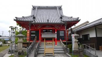 三光寺本堂