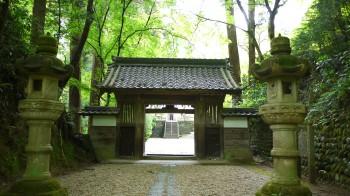 香積寺山門