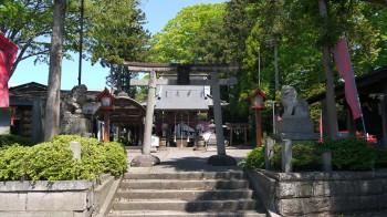 榛名神社入口