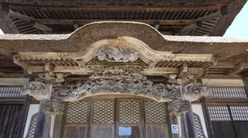 西福寺彫刻