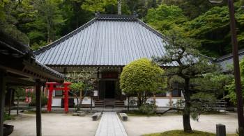 香積寺本堂