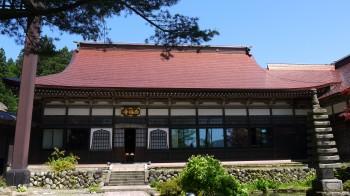 西福寺 本堂