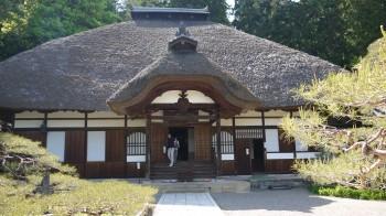 常楽寺本堂