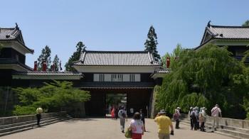 真田神社櫓門