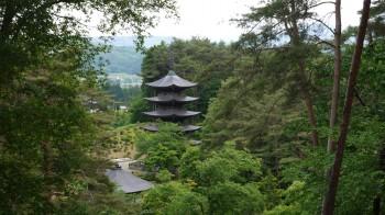 福泉寺五重塔