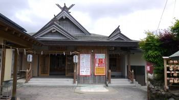 三皇熊野神社社殿