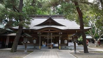 駒形神社拝殿