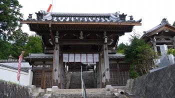常福寺山門